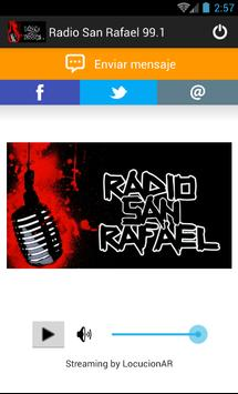 Radio San Rafael 99.1 screenshot 1