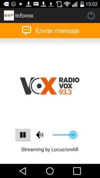 Infovox apk screenshot