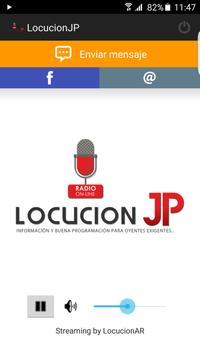 LocucionJP poster
