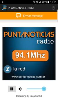 PuntaNoticias Radio apk screenshot