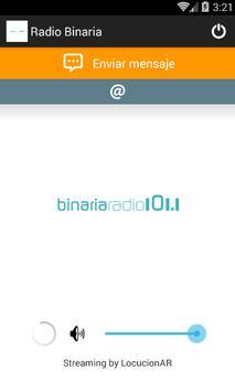Radio Binaria screenshot 1