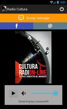 Radio Cultura screenshot 1