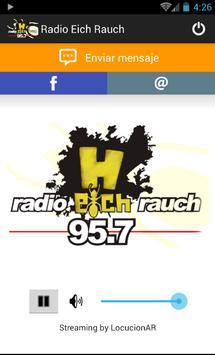 Radio Eich Rauch poster