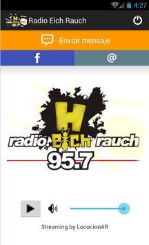 Radio Eich Rauch apk screenshot