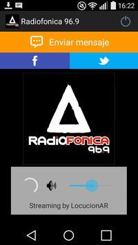 Radiofonica 96.9 poster