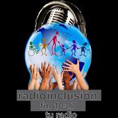 Radio inclusion FM 103.7 icon