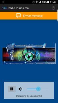 Radio Purissima poster