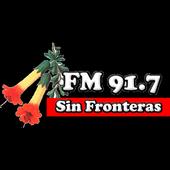 FM 91.7 Sin Fronteras icon