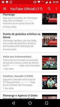 Notícias do Flamengo Mengão apk screenshot