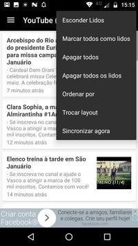 Notícias do Vasco apk screenshot