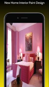 New Home Interior Paint Design poster