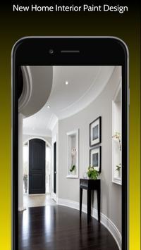 New Home Interior Paint Design screenshot 3