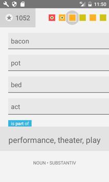 English Vocabulary Trainer screenshot 4