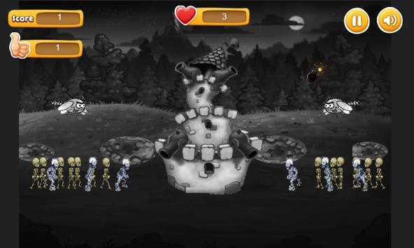 Cannon Defender -defend castle apk screenshot