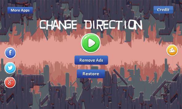 Change Direction - avoid enemy apk screenshot
