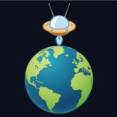 Circular Avoider - asteroids icon
