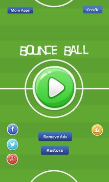 Bounce Ball - shoot arrow poster