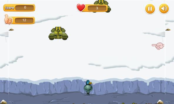 Bombard Tank - explode tank apk screenshot