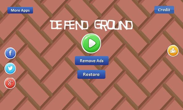 Defend Ground screenshot 1
