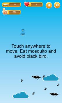 Eat Mosquito poster