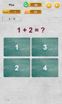 Equation Quiz - Math games poster