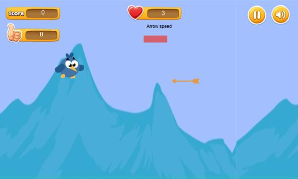 Shoot Flapping Bird - flappy poster