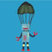 Parachute Invader icon