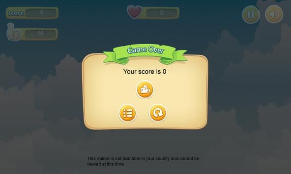 Parachute Invader screenshot 3