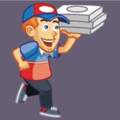 Pizza Delivery - throwing icon