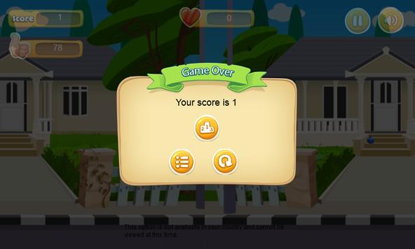 Pizza Delivery - throwing apk screenshot