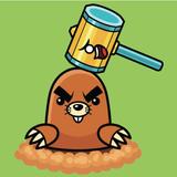 Whack a mole - Mole hunt