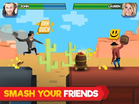 Fling Fighters apk screenshot