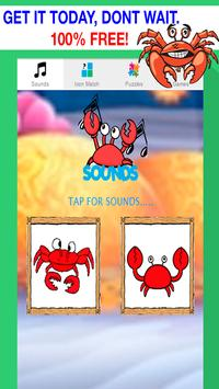 crab games for free for kids screenshot 3