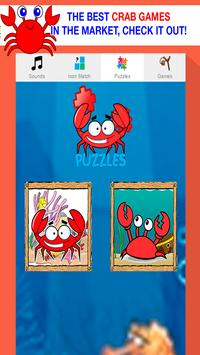 crab games for free for kids screenshot 4
