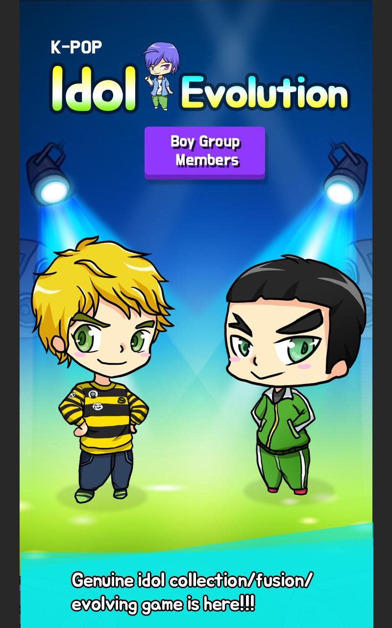 K-Pop Idol Evolution - Free for Android - APK Download
