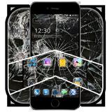 Crack Glass Theme