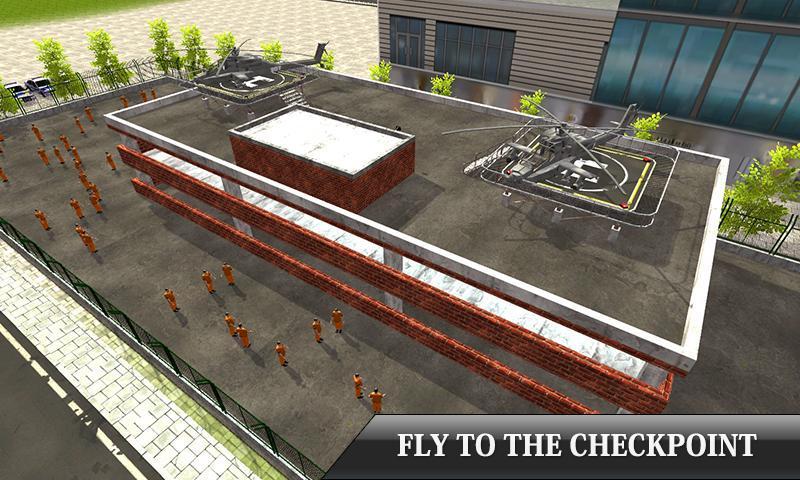 Army Jail Criminals Transporte De Aviones For Android Apk - cracked car roof roblox