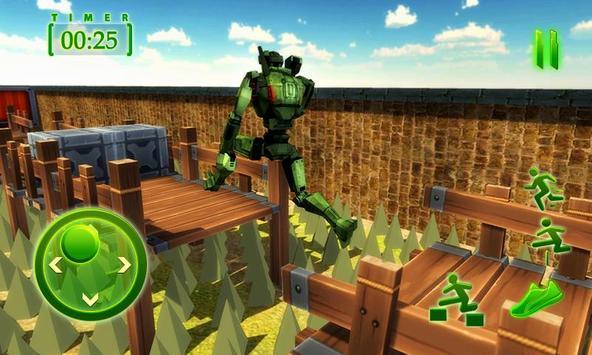 Real Army Robot Training – Steel Fighting Champion apk screenshot