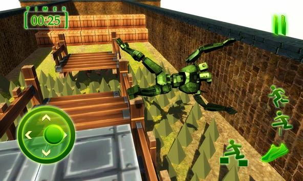 Real Army Robot Training – Steel Fighting Champion screenshot 6