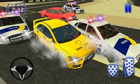 Police Chase Car 3D:Cop Car Driver screenshot 11
