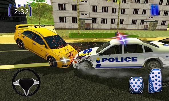 Police Chase Car 3D:Cop Car Driver screenshot 1