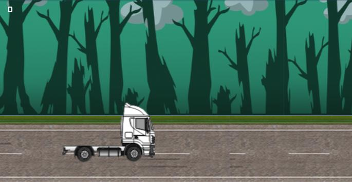Crazy Truck 2D apk screenshot