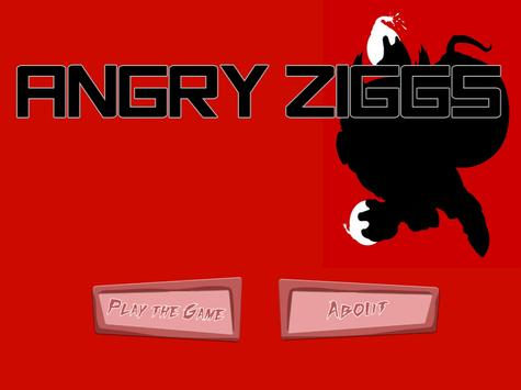 Angry Ziggs poster