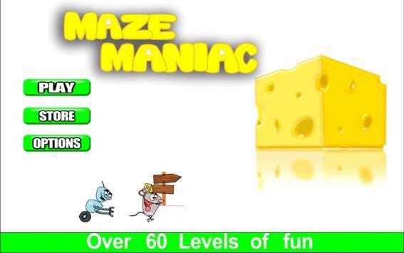 Maze Maniac poster