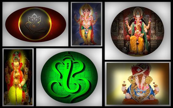 Ganpati Ganesh - All In One Wallpaper apk screenshot