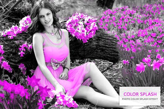 Photo Color Splash Effect screenshot 3