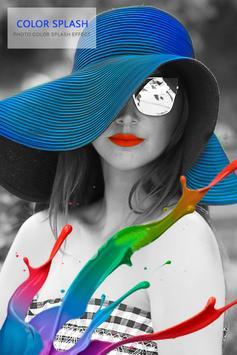 Photo Color Splash Effect screenshot 1