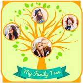 Tree Collage Photo Maker icon