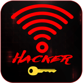 Password Wifi Hacker Prank 2018 icon