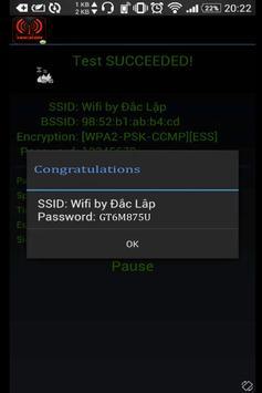 Wifi Hacker Password Prank poster